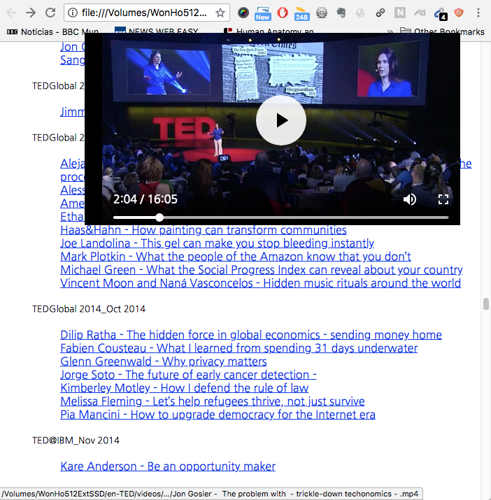 TED in your pocket – Dr  Ho's eLearning Blog